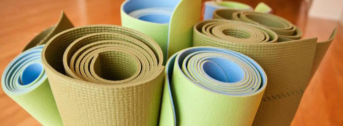 The Yoga Mat