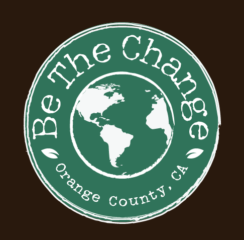 Be The Change Yoga logo