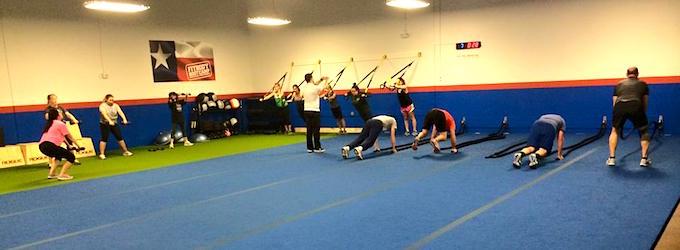 Austin Fit Body Boot Camp