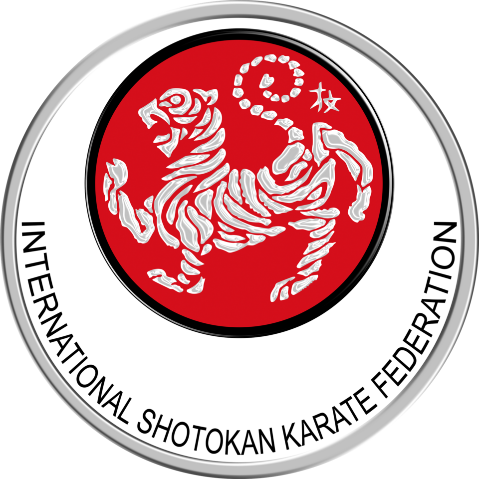 International Shotokan Karate Federation logo