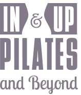 In & Up Pilates logo