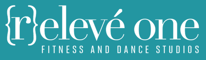 Relevé one fitness logo