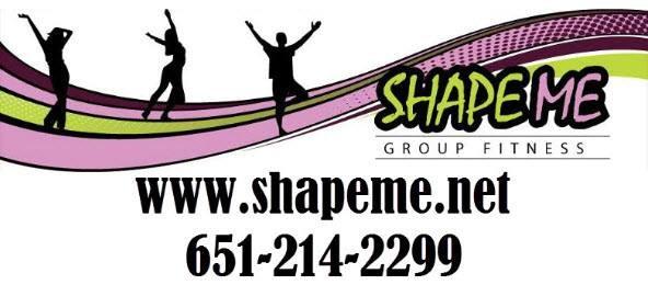 Shape Me Group Fitness logo
