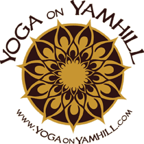 Yoga on Yamhill logo