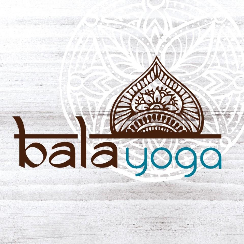 Bala Yoga Kirkland logo