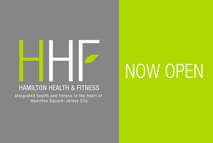 Hamilton Health & Fitness logo