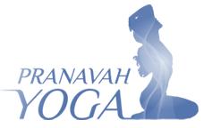 Pranavah Yoga Studio logo