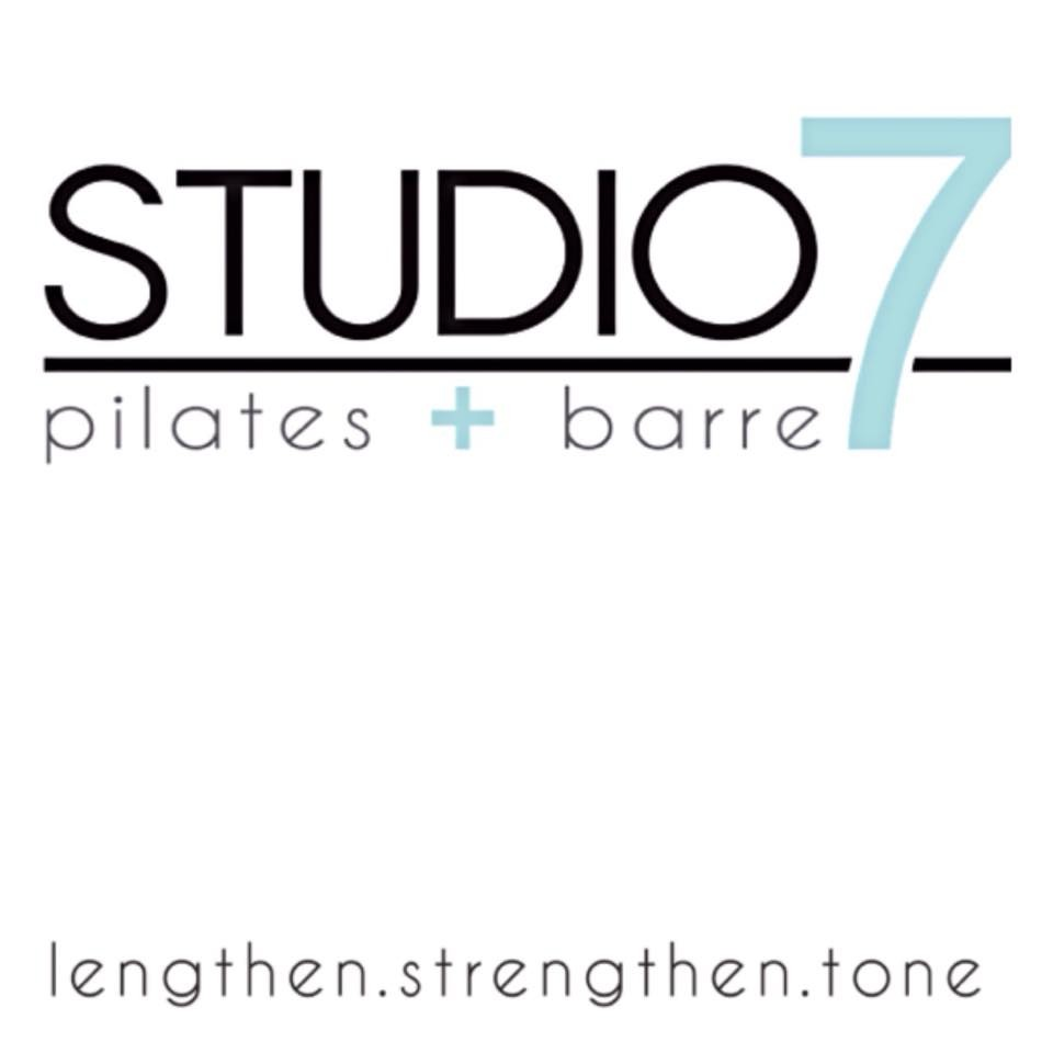 Studio 7 Pilates+Barre logo