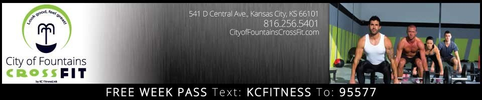 City of Fountains CrossFit logo