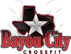 Bayou City CrossFit logo