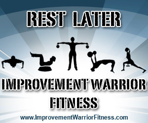 Improvement Warrior Fitness logo