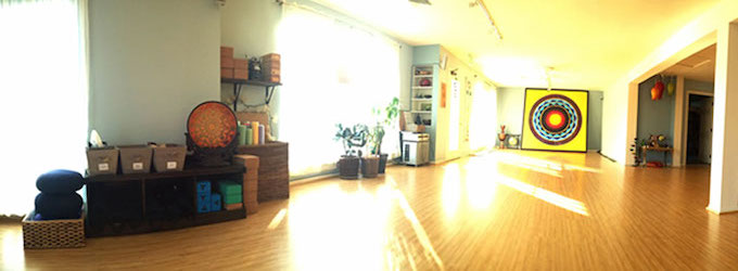 Blue Anjou Yoga & Meditation Center
