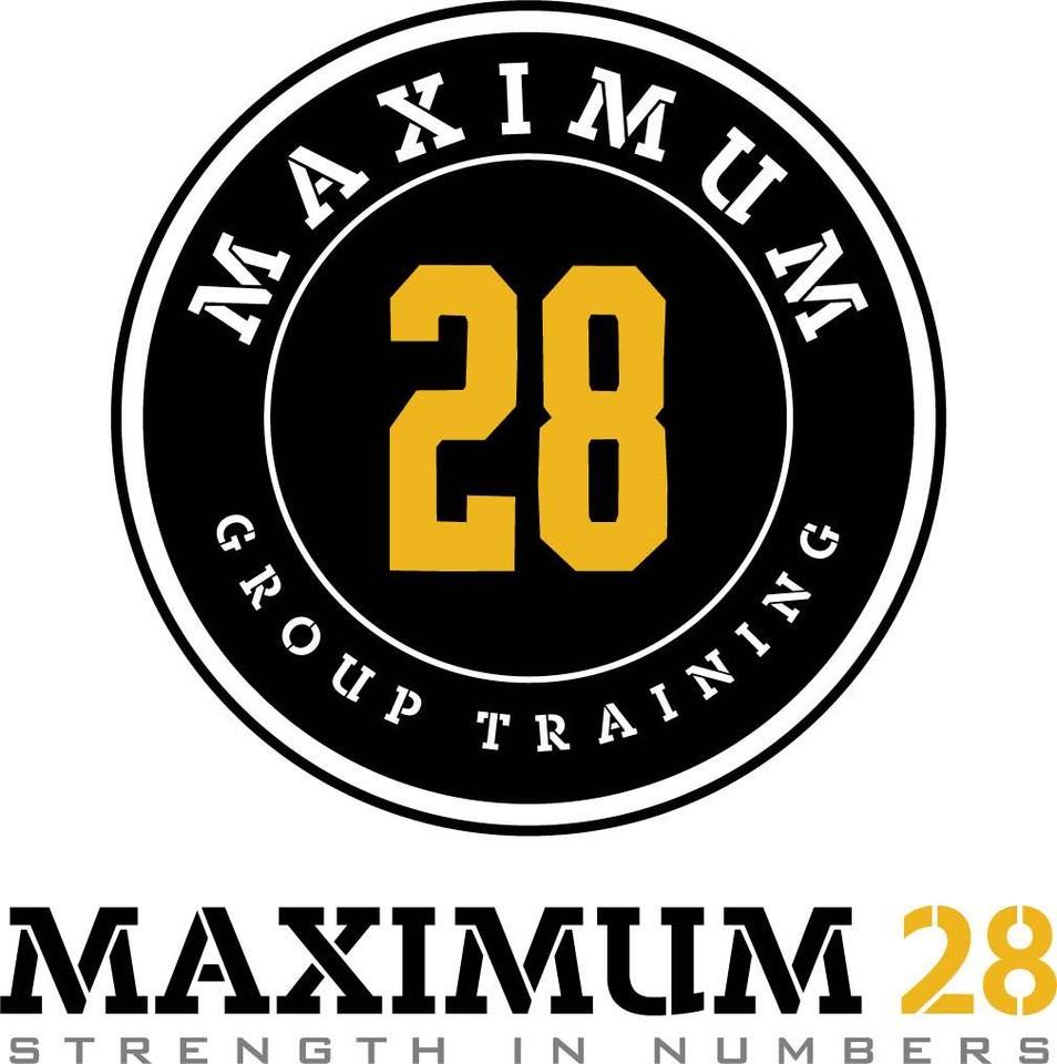 Maximum28 logo