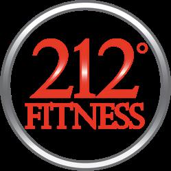 212 Degrees Fitness logo