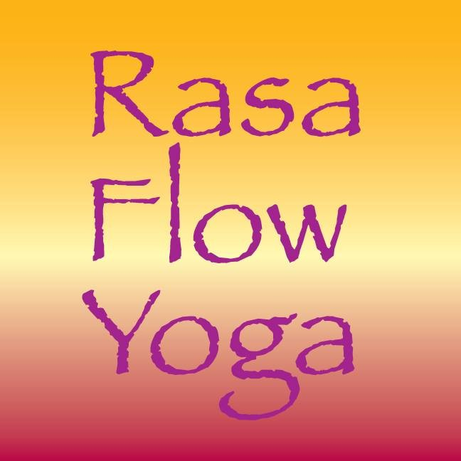 Rasa Flow Yoga logo