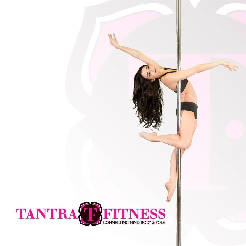 Tantra Fitness  logo