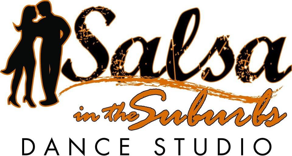 Salsa In The Suburbs Dance Studio logo