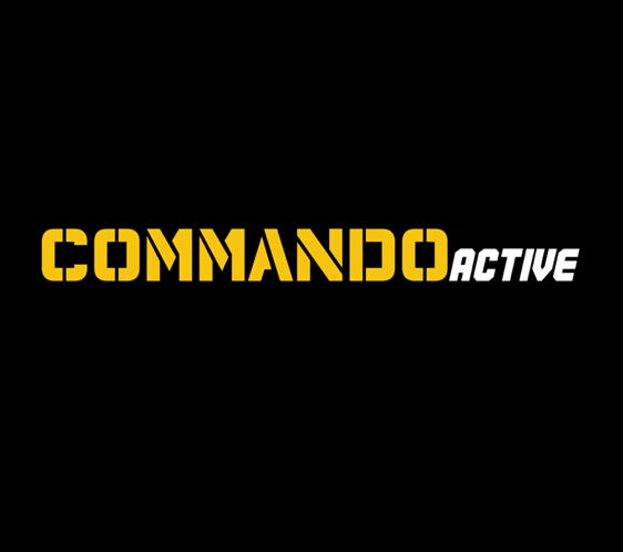 Commando Active logo