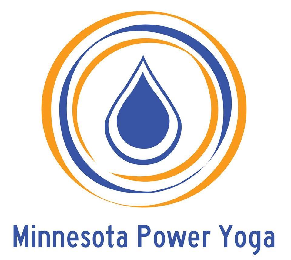 Minnesota Power Yoga logo