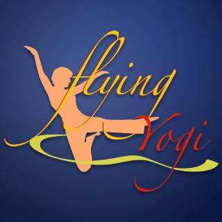 The Flying Yogi logo