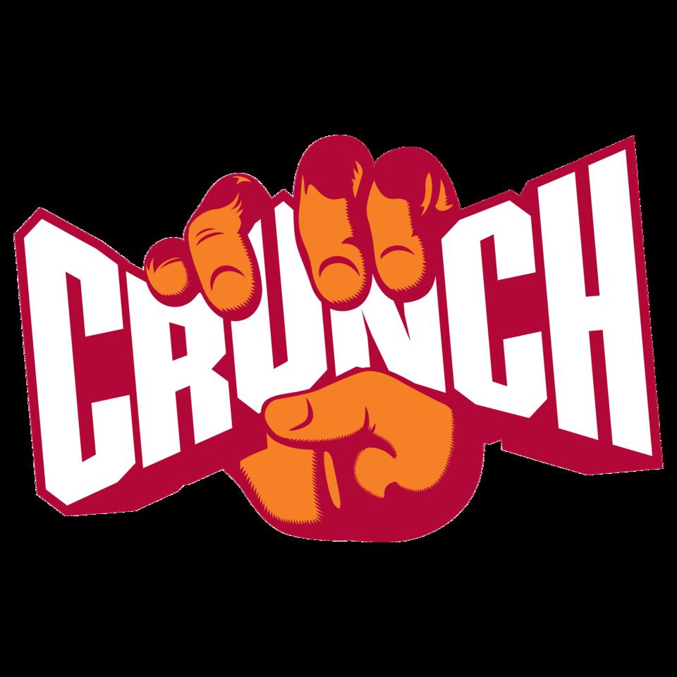 Crunch Gym logo