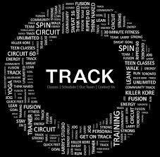Track Fitness logo