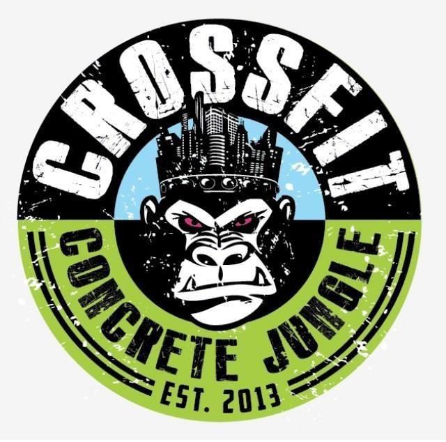 Concrete Jungle Strength & Conditioning logo