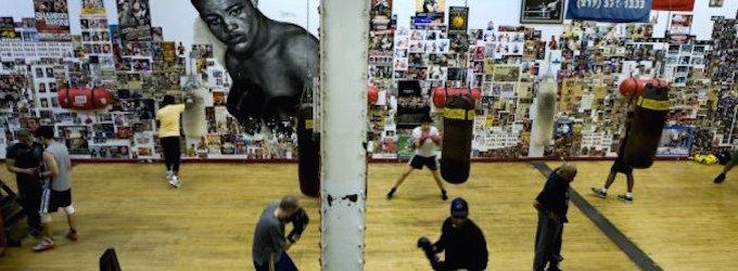Church St Boxing