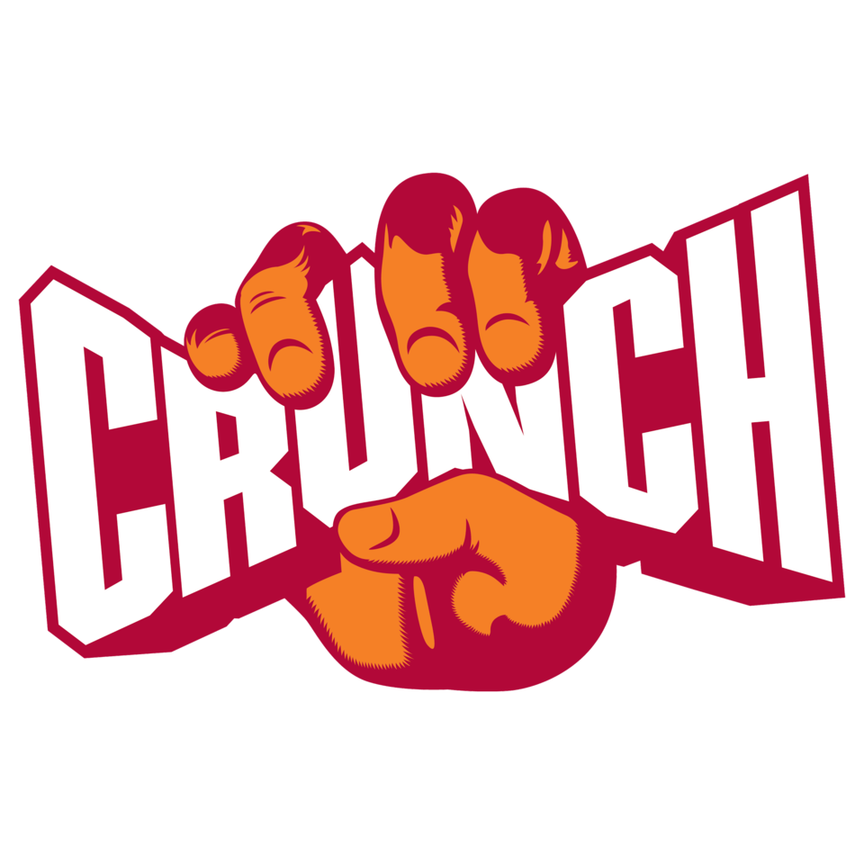 Crunch Gym logo