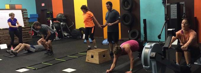 Portland Team Fitness