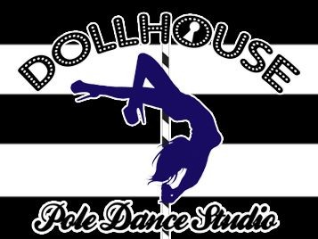 Dollhouse Pole Dance Studio logo