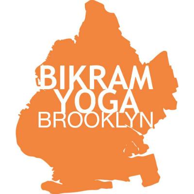 Bikram Yoga Brooklyn logo
