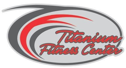 Titanium Fitness Center logo