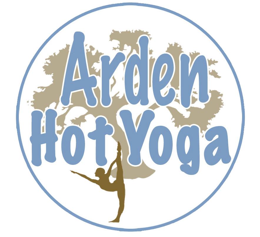 Arden Hot Yoga logo