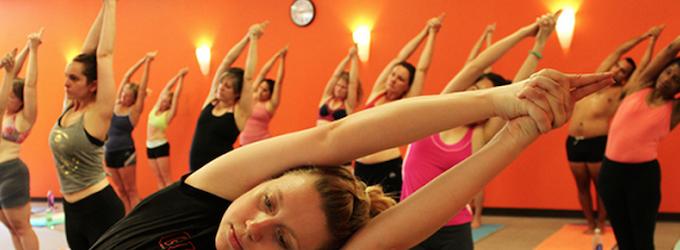 Purely Hot Yoga