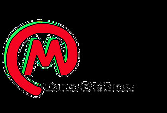 MC Dance and Fitness logo