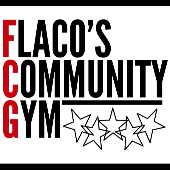 Flaco's Community Gym logo