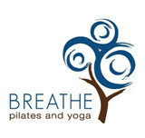Breathe Pilates and Yoga logo
