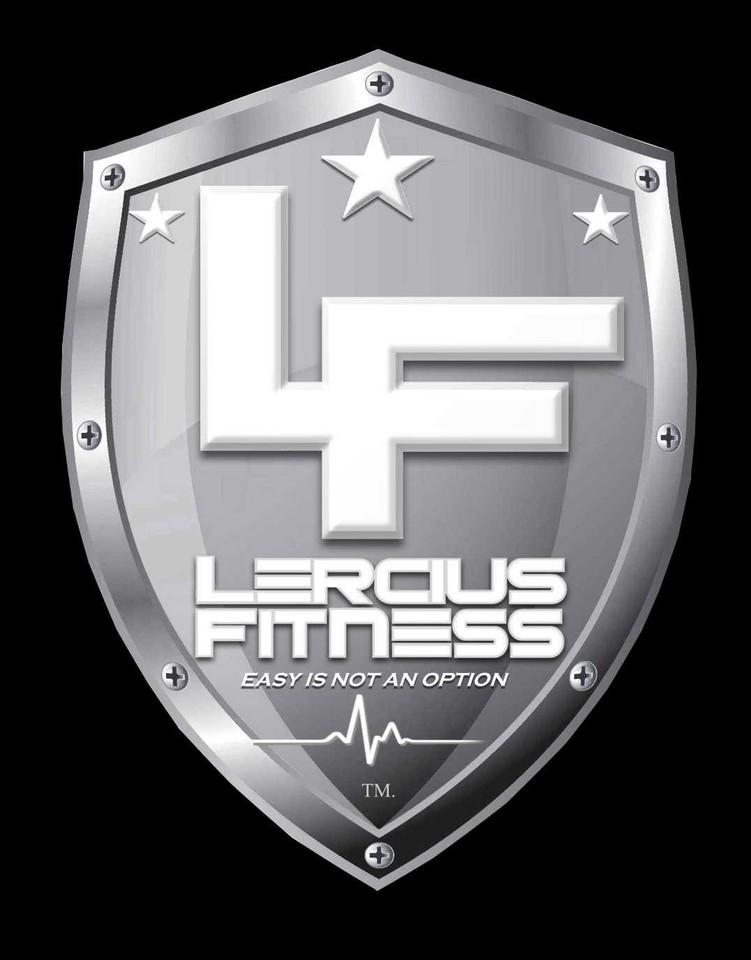 Lercius Fitness logo