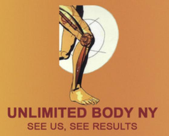 Unlimited Body NY logo