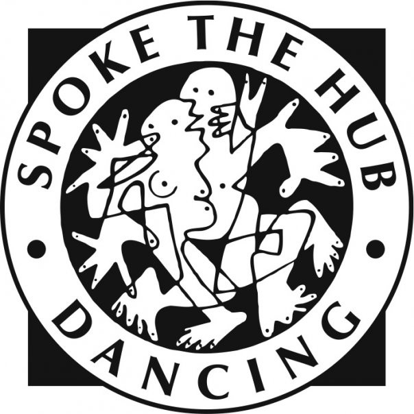 Spoke the Hub Dancing logo