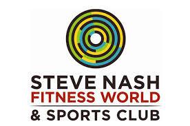 Coquitlam Steve Nash Fitness World logo