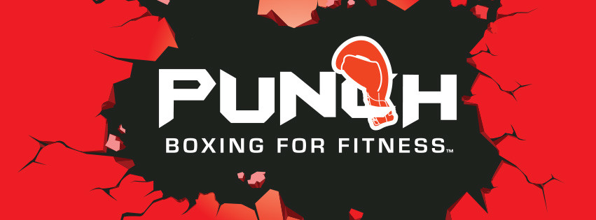 Punch Boxing for Fitness logo