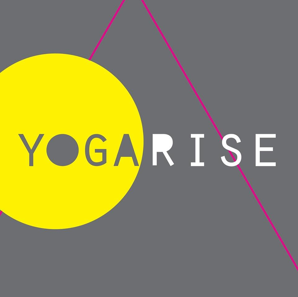 Yogarise logo