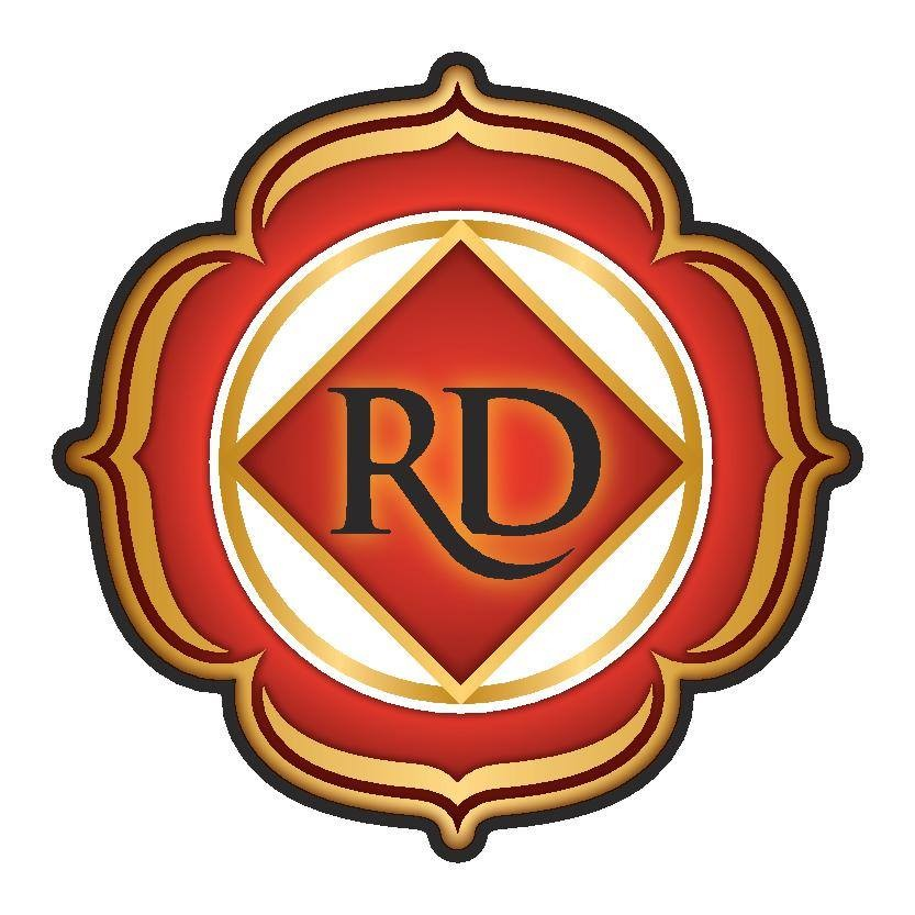 Red Diamond Yoga logo