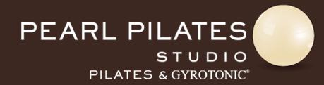 Pearl Pilates Studio logo