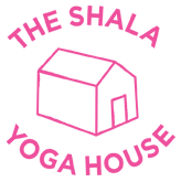 The Shala Yoga House logo