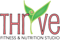 Thrive Fitness and Nutrition logo