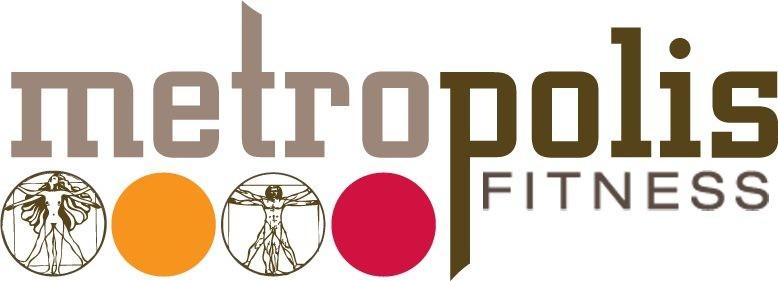 Metropolis Fitness & Spa logo