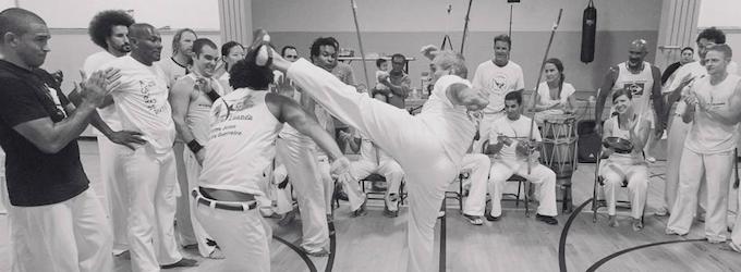 Capoeira Luanda Austin